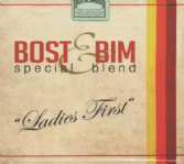 SALE ITEM - Various - Bost & Bim Special Blend: Ladies First (The Bombist) CD